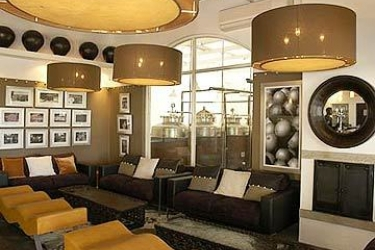 Hotel Perry's Bridge Hollow: Lounge HAZYVIEW