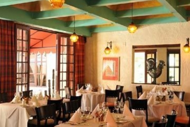 Aha Casa Do Sol: Restaurante HAZYVIEW