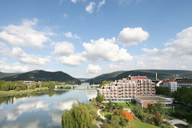 Hotel Heidelberg Marriott: Exterior HEIDELBERG