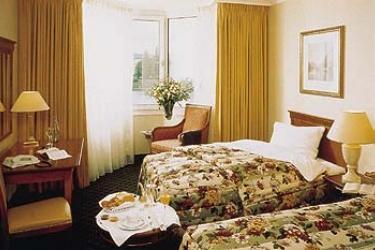 Hotel Heidelberg Marriott: Habitación HEIDELBERG