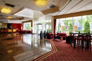 Hotel Heidelberg Marriott: Lobby HEIDELBERG