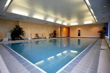 Hotel Heidelberg Marriott: Piscina Cubierta HEIDELBERG