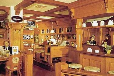 Hotel Heidelberg Marriott: Restaurante HEIDELBERG