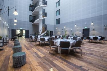 Radisson Blu Metropol Hotel, Helsingborg: Comida HELSINGBORG