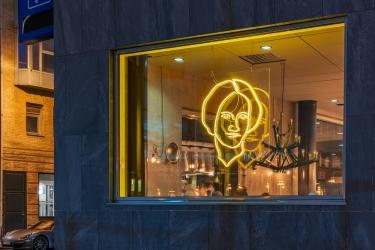 Radisson Blu Metropol Hotel, Helsingborg: Frente Hotel – Tarde / Noche HELSINGBORG