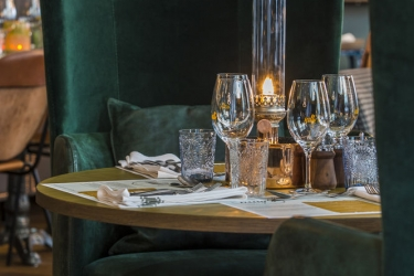 Radisson Blu Metropol Hotel, Helsingborg: Restaurante HELSINGBORG