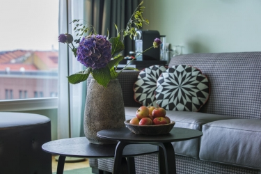 Radisson Blu Metropol Hotel, Helsingborg: Sala de estar HELSINGBORG