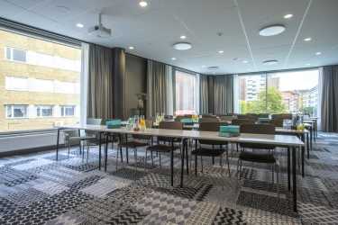 Radisson Blu Metropol Hotel, Helsingborg: Sala Reuniones HELSINGBORG