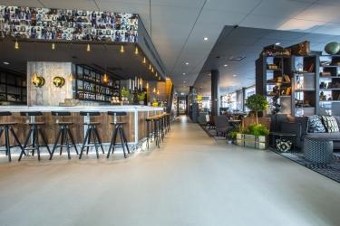 Radisson Blu Metropol Hotel, Helsingborg: Bar de l'hôtel HELSINGBORG