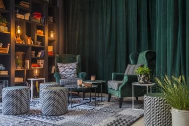 Radisson Blu Metropol Hotel, Helsingborg: Hall d'entrée HELSINGBORG