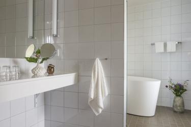 Radisson Blu Metropol Hotel, Helsingborg: Badezimmer HELSINGBORG