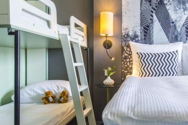 Radisson Blu Metropol Hotel, Helsingborg: Gastzimmer Blick HELSINGBORG