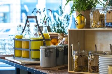 Radisson Blu Metropol Hotel, Helsingborg: Breakfast Room HELSINGBORG