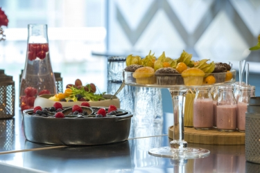 Radisson Blu Metropol Hotel, Helsingborg: Food drink HELSINGBORG