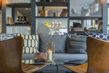 Radisson Blu Metropol Hotel, Helsingborg: Lobby Lounge HELSINGBORG
