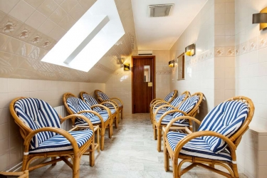 Elite Hotel Mollberg: Détail de l'hôtel HELSINGBORG