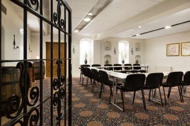 Elite Hotel Mollberg: Hoteldetails HELSINGBORG