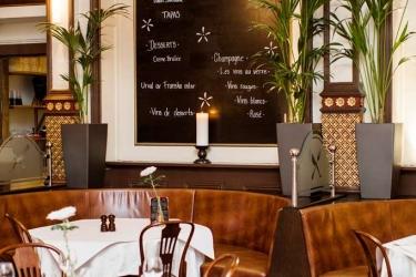 Elite Hotel Mollberg: Restaurant HELSINGBORG