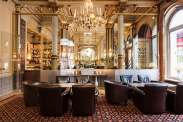 Elite Hotel Mollberg: Lobby HELSINGBORG