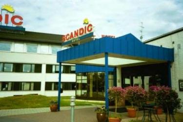 Hotel Scandic Elsingborg North: Extérieur HELSINGBORG