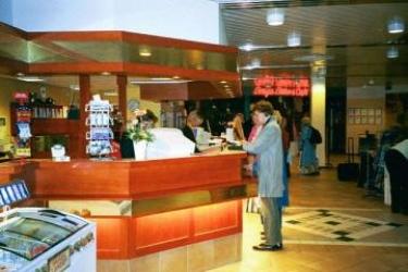 Hotel Scandic Elsingborg North: Réception HELSINGBORG