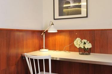 Omenahotelli Helsinki Eerikinkatu: Guestroom HELSINKI