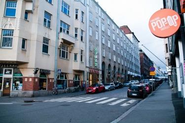Omenahotelli Helsinki Eerikinkatu: Property Grounds HELSINKI
