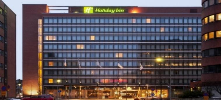 Hotel Holiday Inn Helsinki West Ruoholahti: Außen HELSINKI
