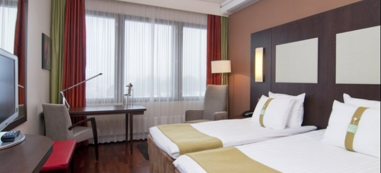 Hotel Holiday Inn Helsinki West Ruoholahti: Doppelzimmer HELSINKI