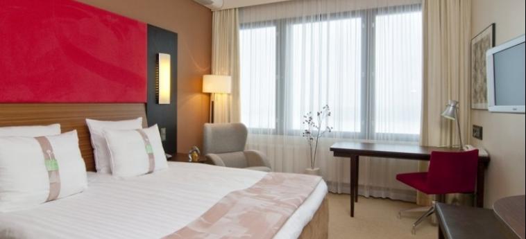 Hotel Holiday Inn Helsinki West Ruoholahti: Executive Zimmer HELSINKI