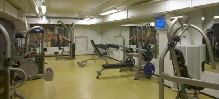 Hotel Holiday Inn Helsinki West Ruoholahti: Fitnesscenter HELSINKI