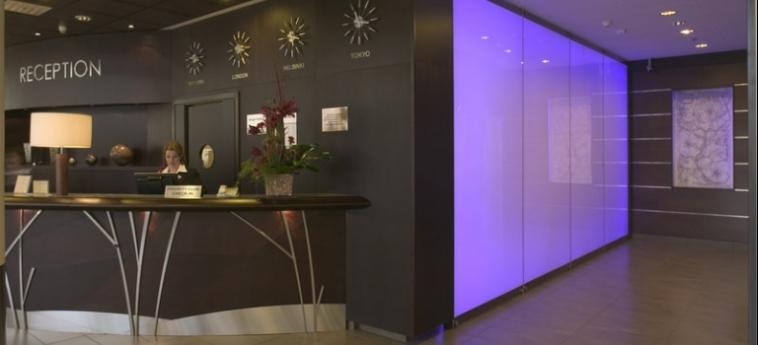 Hotel Holiday Inn Helsinki West Ruoholahti: Innen HELSINKI