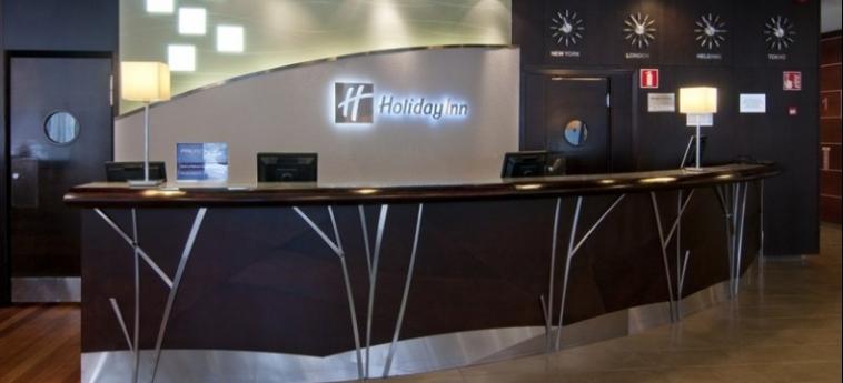 Hotel Holiday Inn Helsinki West Ruoholahti: Reception HELSINKI