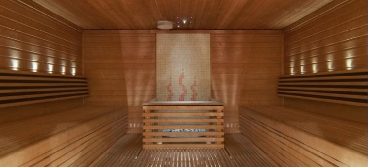 Hotel Holiday Inn Helsinki West Ruoholahti: Sauna HELSINKI