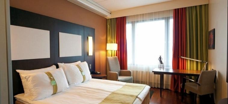 Hotel Holiday Inn Helsinki West Ruoholahti: Schlafzimmer HELSINKI