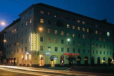 Hotel Helka: Außen HELSINKI