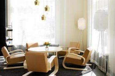 Hotel Helka: Lounge HELSINKI
