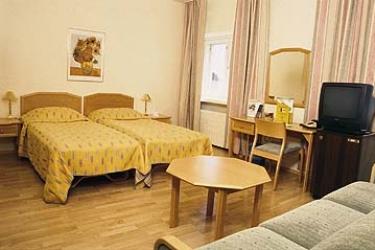 Hotel Helka: Schlafzimmer HELSINKI
