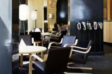 Hotel Helka: Lobby HELSINKI
