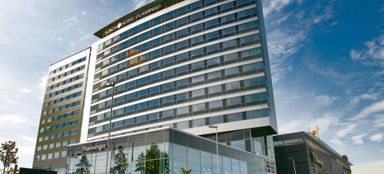 Break Sokos Hotel Flamingo: Außen HELSINKI