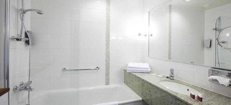 Break Sokos Hotel Flamingo: Badezimmer HELSINKI