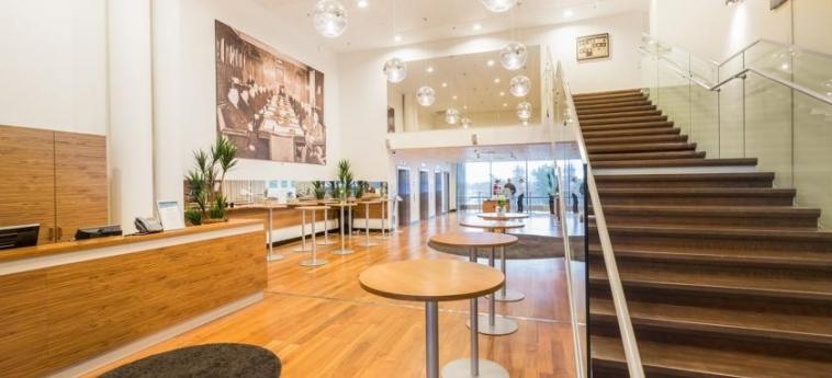 Break Sokos Hotel Flamingo: Reception HELSINKI