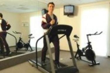 Hotel City Express Hermosillo : Fitnesscenter HERMOSILLO