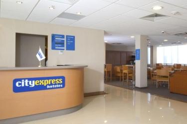 Hotel City Express Hermosillo : Lobby HERMOSILLO