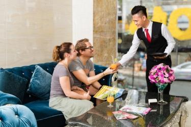 Ruby River Hotel: Lobby HO CHI MINH CITY