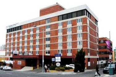 Quality Hotel Hobart Midcity: Exterieur HOBART - TASMANIA