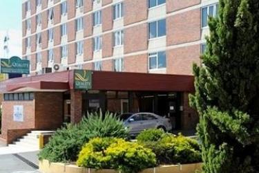 Quality Hotel Hobart Midcity: Außen HOBART - TASMANIA
