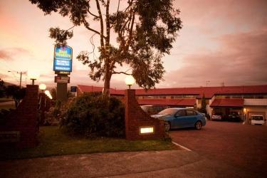 Hotel Best Western Balmoral Motor Inn: Exterior HOBART - TASMANIA