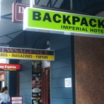 The Backpackers Imperial Hotel