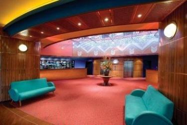 Hotel Wrestpoint Tower: Lobby HOBART - TASMANIA